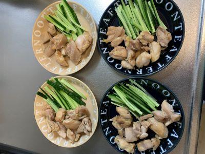 男が簡単に作れる料理 鶏モモ肉の照り焼き 2020-05-02